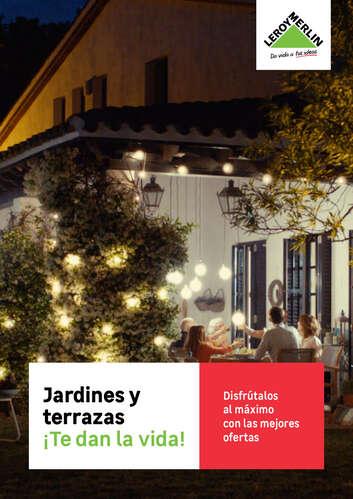 Jardines y terrazas ¡Te dan la vida!- Page 1