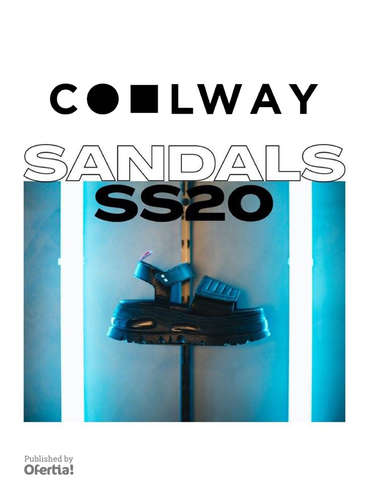 Sandals SS20- Page 1
