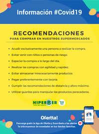Información Hiperber #Covid19