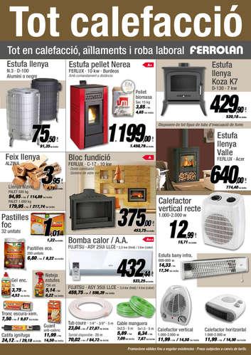 Tot calefacció- Page 1