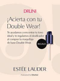 ¡Acierta con tu Double Wear! 🎁