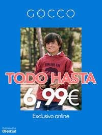 Todo hasta 6,99€