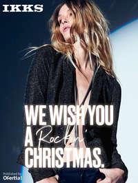 We wish you a Rockin' Christmas