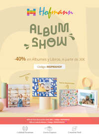 Album Show 📒