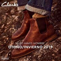 Tiendas de Clarks en Madrid Direcciones, horarios y teléfonos
