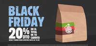Black Friday con 20%