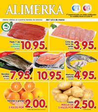 Ofertas Alimerka