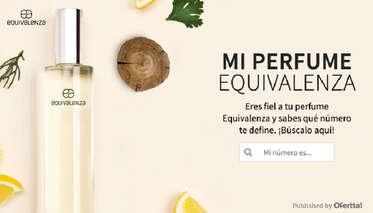 Mi perfume Equivalenza- Page 1