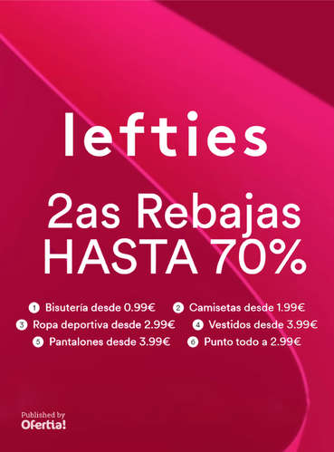 2as Rebajas hasta 70%- Page 1