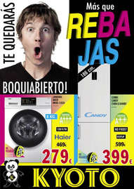 4fab6597d55 Catálogo de ofertas de Kyoto electrodomésticos en Córdoba - Ofertia