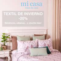 Textil de invierno -20%