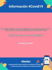 Información Naf Naf #Covid19