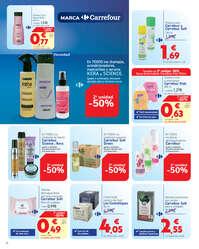 Marca Carrefour 1.100 produkturen prezioa jaitsi dugu