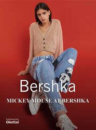 Mickey Mouse at Bershka