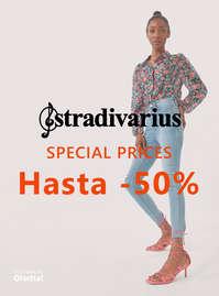 Special Prices. Hasta -50%