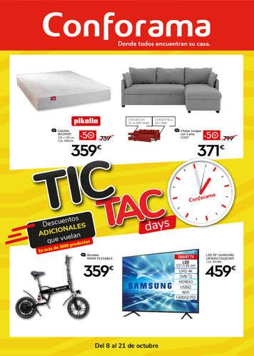 Tic Tac Days. Descuentos adicionales que vuelan- Page 1
