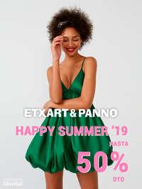 Happy Summer '19. Hasta 50% dto.
