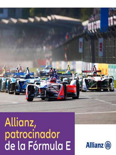 Patrocinador de la Fórmula E- Page 1