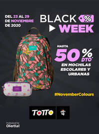 Black Week. Hasta 50% dto