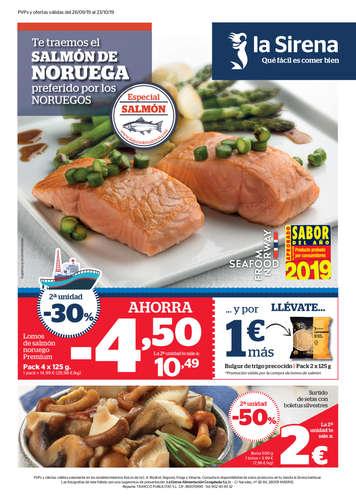 Te traemos el salmón de Noruega preferido por los noruegos- Page 1