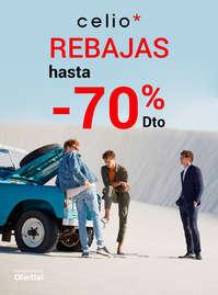 Rebajas hasta -70% dto