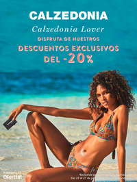 Calzedonia Lover. Descuentos exclusivos del -20%
