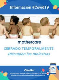 Información Mothercare #Covid19