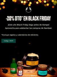 Black Friday antes de tiempo