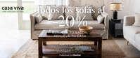 Todos los sofás al -20%