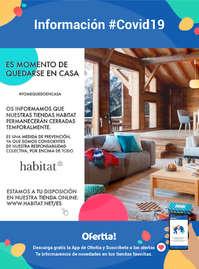 Información Habitat #Covid19
