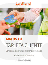 Gratis tu tarjeta cliente