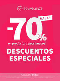 Hasta -70% en productos seleccionados* 🔥