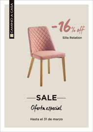 Sale -16% off
