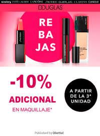 10% adicional en maquillaje