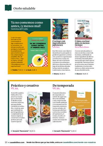 ¡Prepárate para el otoño!- Page 1