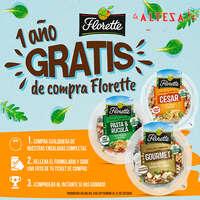 1 año gratis Florette