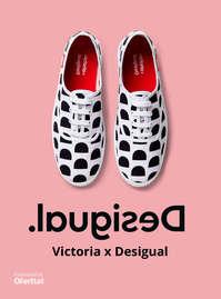 Victoria x Desigual