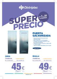 Super precio - Puerta Galvanizada
