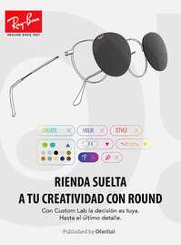 Rienda suelta a tu creatividad con Round 🕶