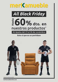All Black Friday. Hasta 60% de descuento