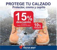Ofertas para proteger tu calzado