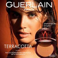 Nuevos polvos bronceadores naturales Terracotta de Guerlain ✨