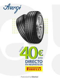 Hasta 40€ dto directo