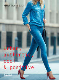 Urban, authentic, cool & positive