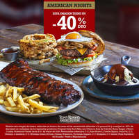 -40% de descuento en tu cena