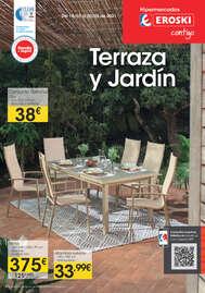 - Terraza y Jardín -