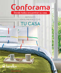 Viste tu casa con Conforama