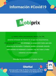 Información Mobiprix #Covid19