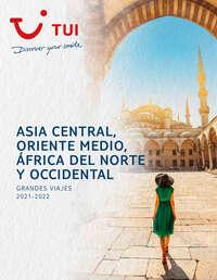 Asia central y más