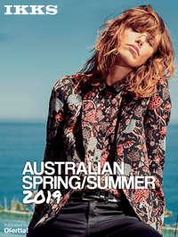 Australian Spring Summer 2019